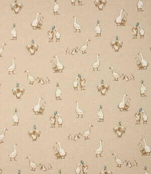 Farm Ducks Fabric