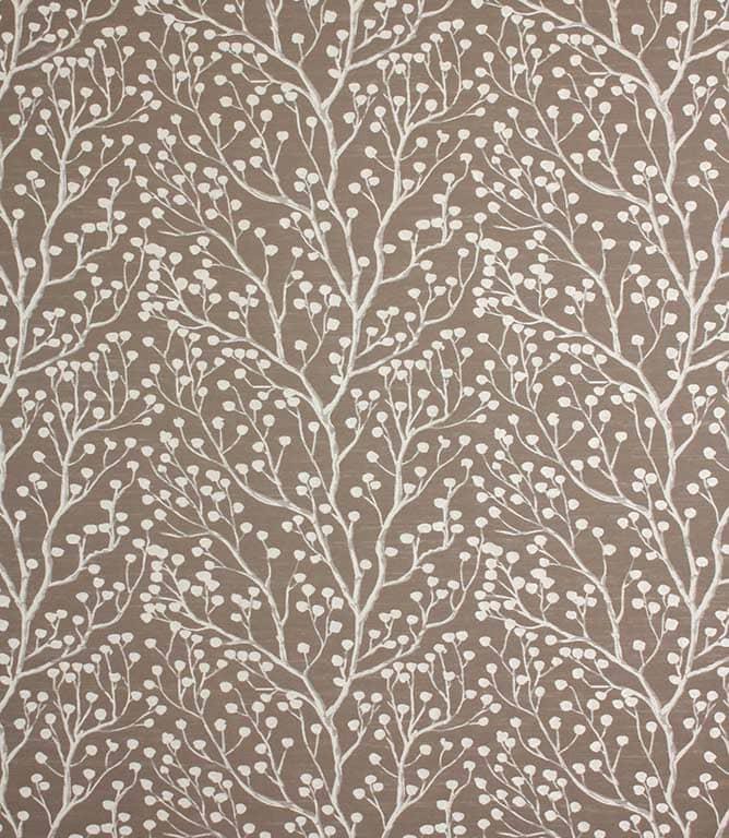 Blossom Fabric / Charcoal