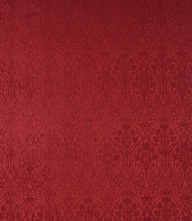 Tiverton Fabric / Carmine