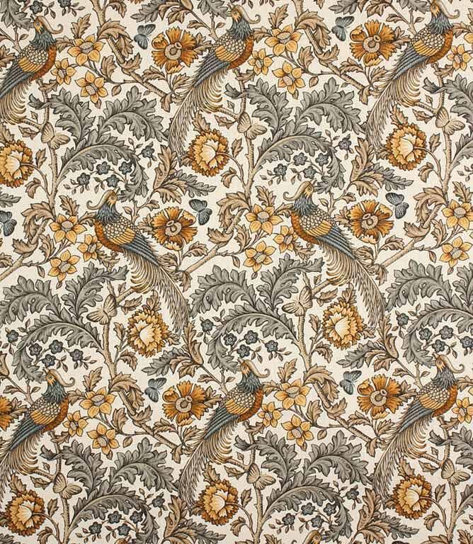 Ochre Oakmere Fabric
