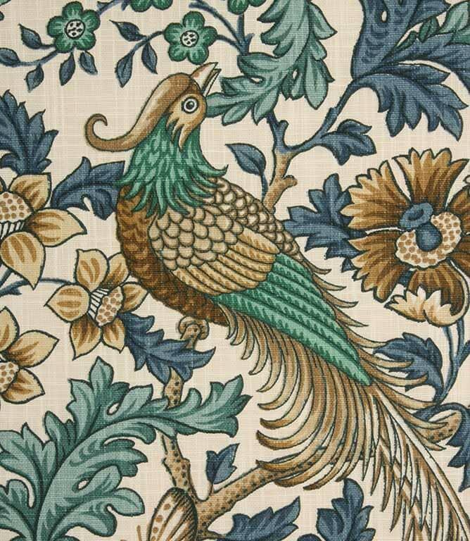Oakmere Fabric / Verdigris