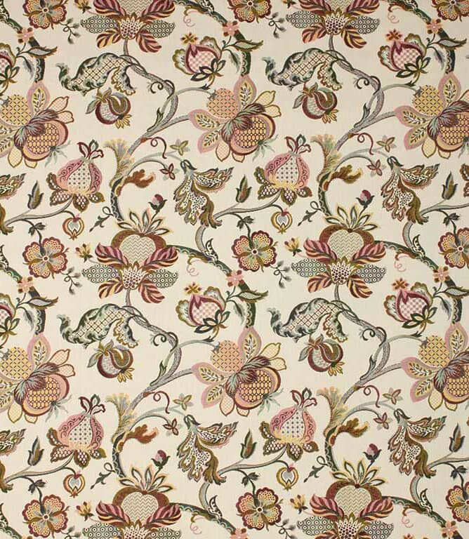 Multi Ibiza Tapestry Fabric