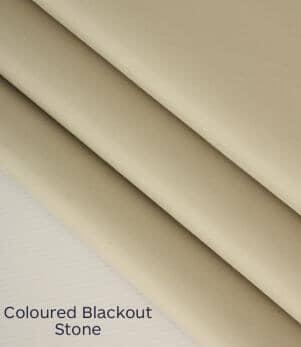 Colour Blackout Lin Fabric