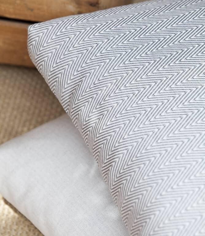 Barley Outdoor Fabric / Grey