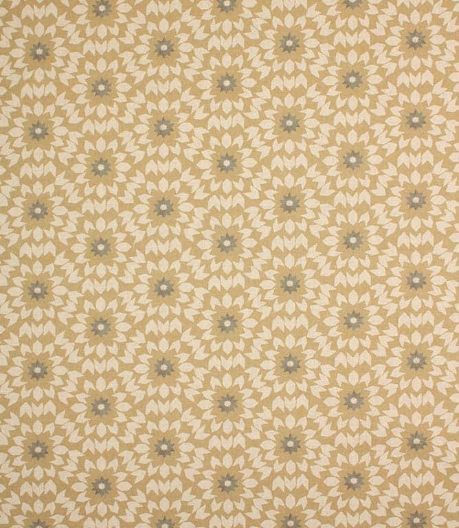 Soft Gold Juniper Fabric