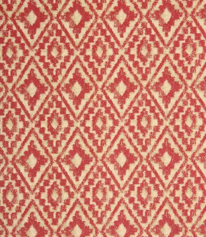 Aztec PVC Fabric / Salsa
