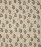 JF Paisley Fabric / Indigo
