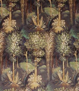 Forbidden Forest Fabric