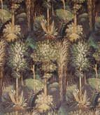 Forbidden Forest / Ebony Fabric