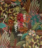 Hidden Paradise Fabric / Calypso