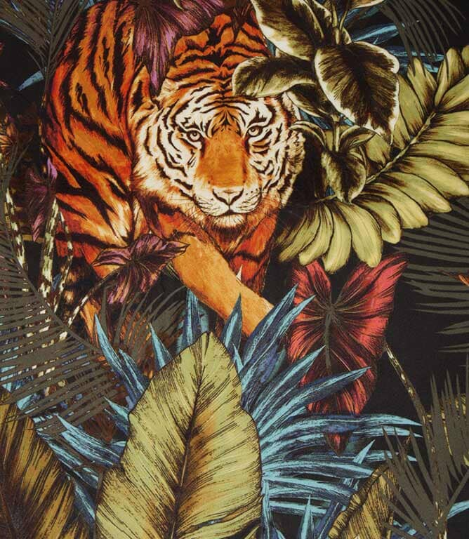 Bengal Tiger Fabric / Amazon