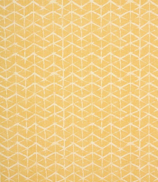 JF Fab Geo Fabric / Mustard