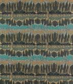 Inca  / Teal Fabric