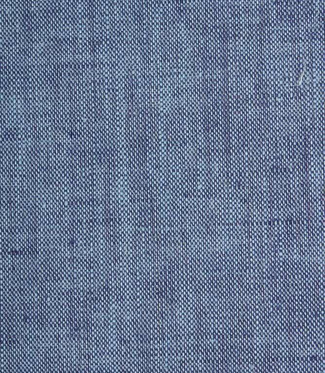 Oaksey Linen Fabric / Denim