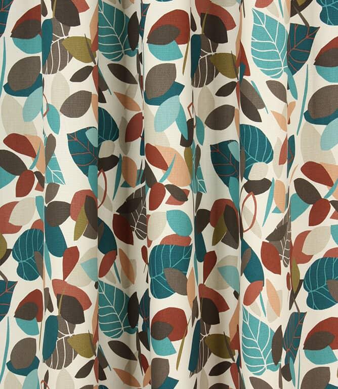 Botaniska Fabric / Teal