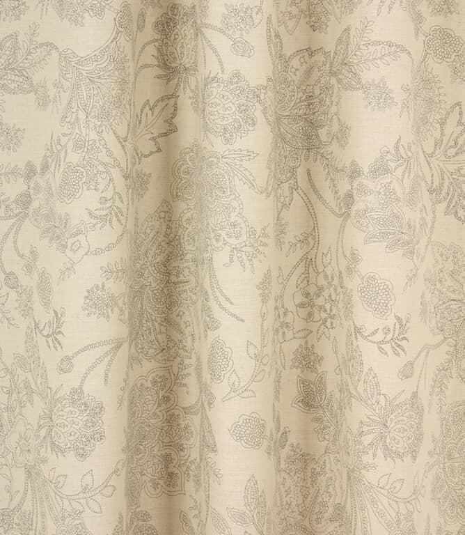 Kingham  Fabric / Charleston Grey