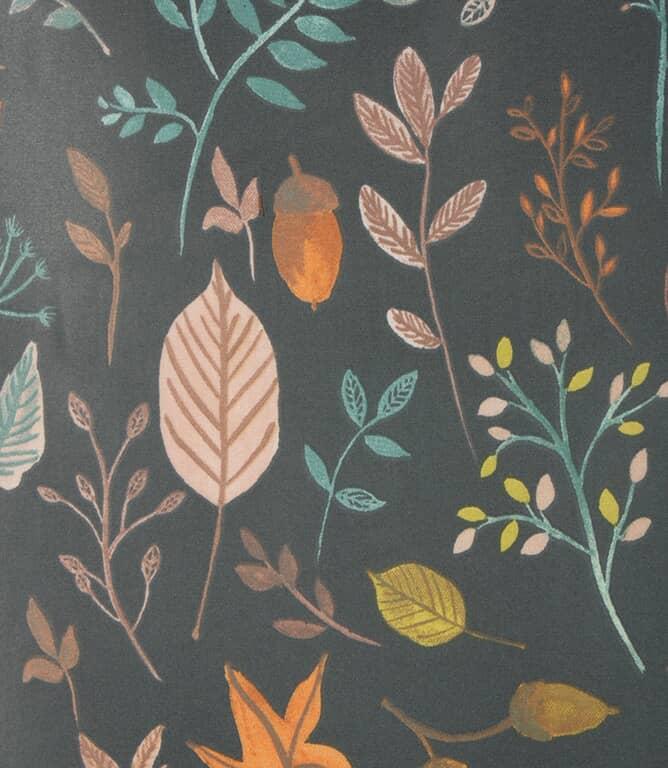Amarante PVC Matt Fabric / Indigo