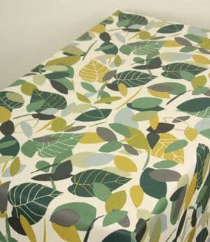 Botaniska Matt PVC  Fabric