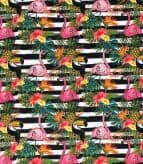 Tropical Toucans / Multi Fabric