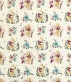 Winnie The Pooh / Multi Fabric