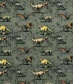 Jurassic Park  / Grey Fabric