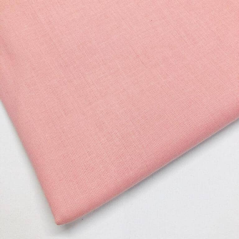 Craft Plain Fabric / Candy Pink