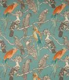 Aviary Fabric / Lagoon