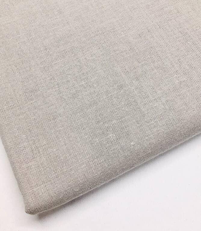 Craft Plain Fabric / Silver