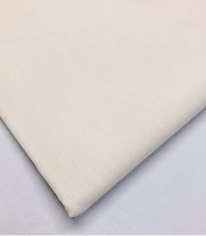 Craft Plain Fabric / Ivory