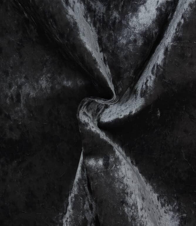 Denim Lucia Velvet FR Fabric Remnant