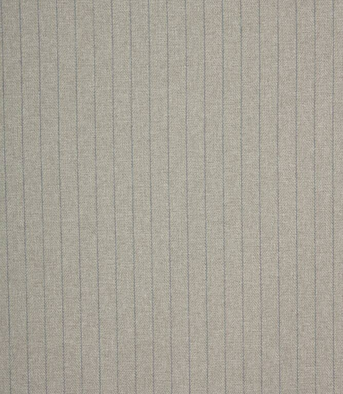 Morris Herringbone  Fabric / Light Grey