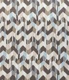 Zig Zag Outdoor / Neutral Fabric