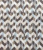 Zig Zag Outdoor Fabric / Neutral