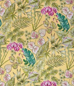 Botanical Outdoor Fabric