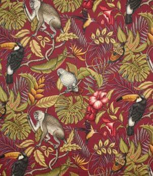 Rainforest Fabric