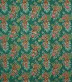 Crouching Tiger / Emerald Fabric