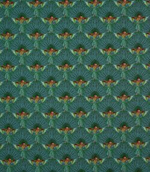 Parrot Paradise  Fabric