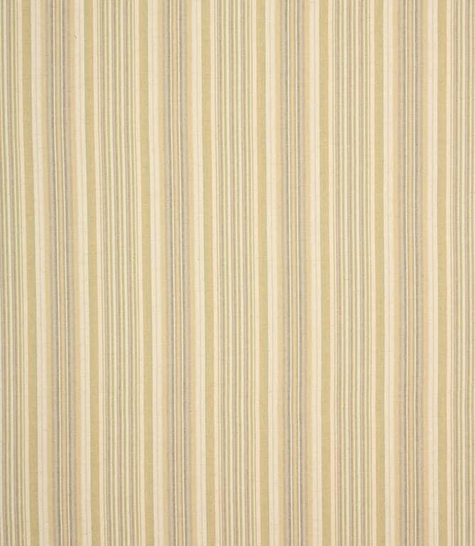 Olive Newent Stripe Fabric