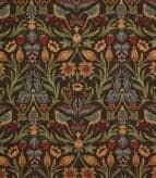 Ruskin Fabric / Brown