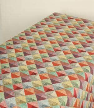 JF Geo Acrylic Tablecloth Fabric