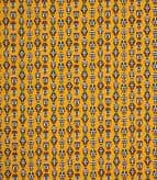 Warrior Mask Fabric / Yellow