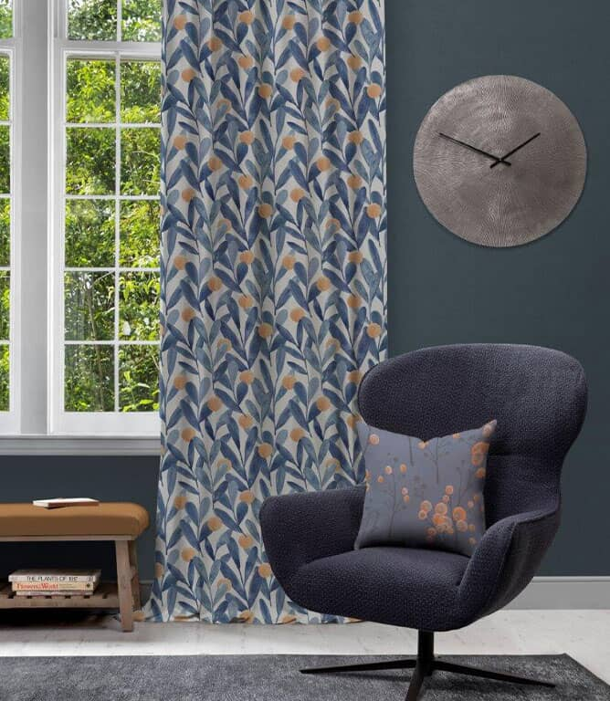 Voyage Maison Enso Fabric / Cobalt