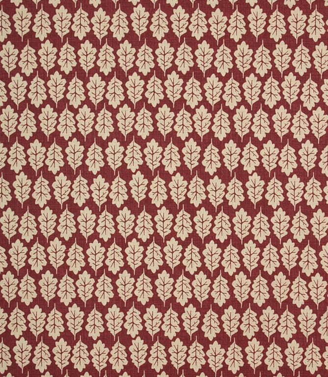 Messai Oak Leaf Fabric