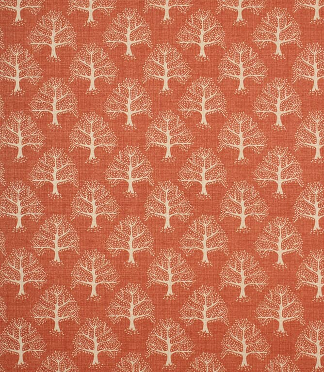 Paprika Great Oak Fabric