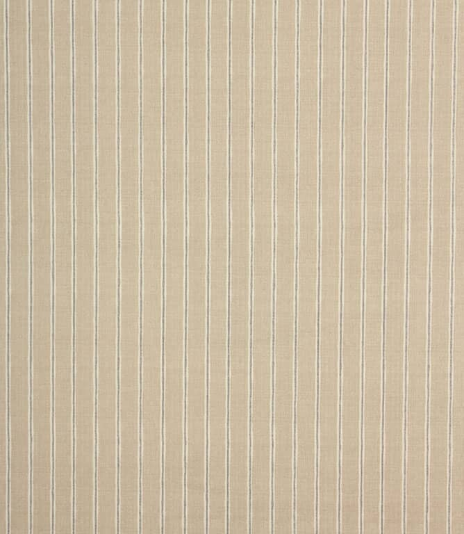 Oatmeal Rowing Stripe Fabric