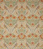 Elizabethan / Red and Gold Fabric