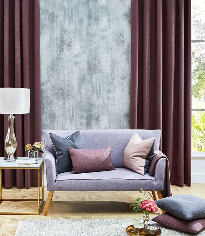 Bibury Fabric / Cardinal