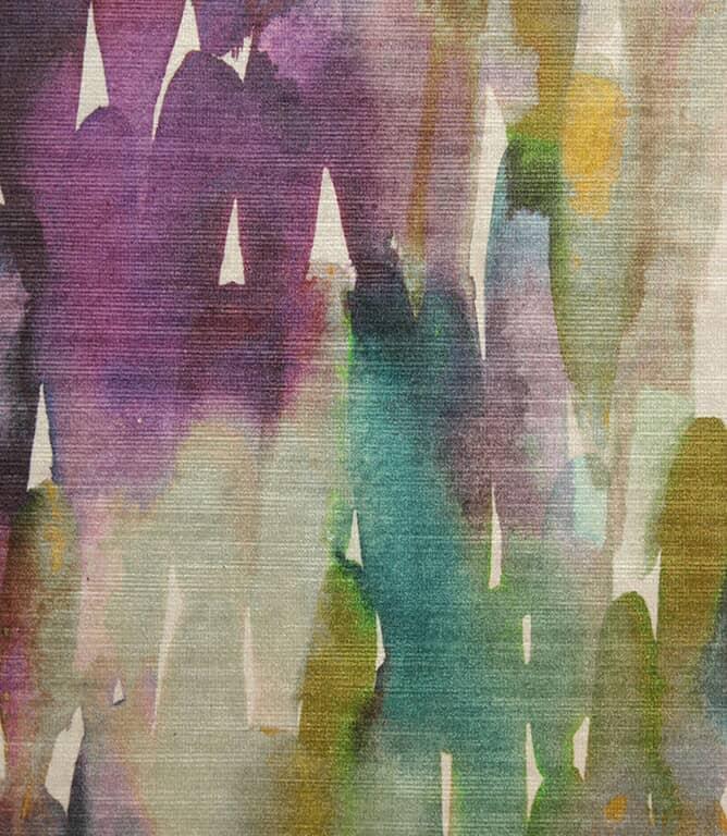 Indigo Azima Fabric Remnant