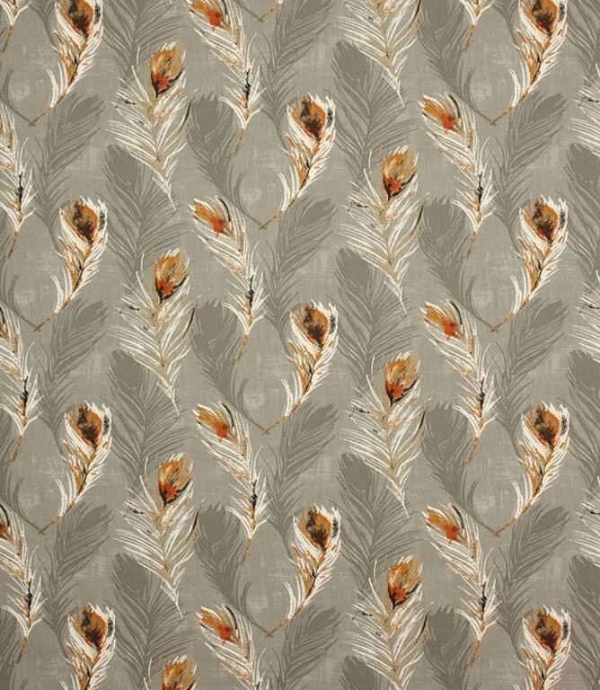 Kiata Fabric / Rust