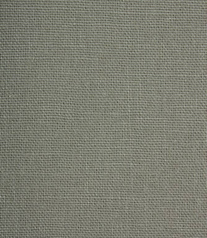 JF Recycled Linen Fabric / Teal Grey